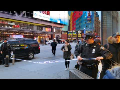 Four Injured, Including Attacker in NYC Subway Bombing