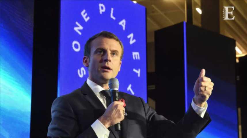 Illustration pour la vidéo One Planet Summit, un sommet à Paris pour accélérer les financements climat