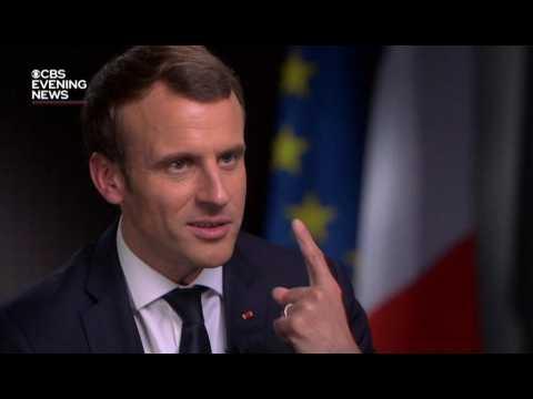 Accord de Paris sur le climat, quand Emmanuel Macron fait la leçon à Donald Trump