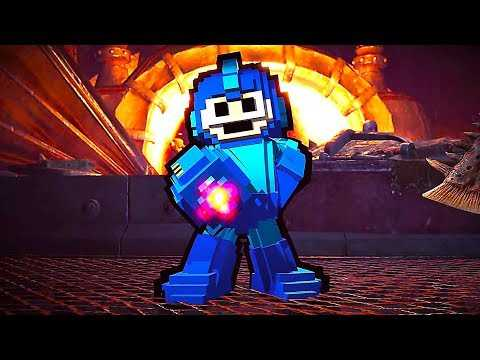 MONSTER HUNTER: WORLD Mega Man Trailer (2018) PSX 2017