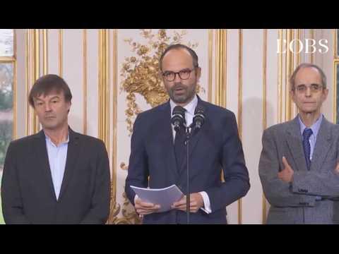 """Edouard Philippe : """"Il y a une autre solution pour Notre-Dame-des-Landes"""""""