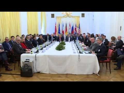 Iran nuclear deal meeting takes place in Vienna