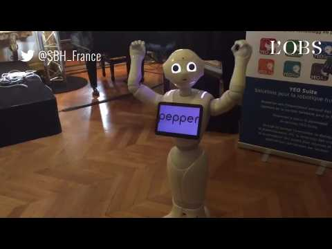 La RATP teste le robot humanoïde pour aider les voyageurs de la gare de Lyon