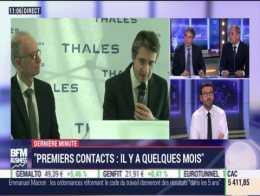 Eric Bleines VS Laurent Jacquier-Laforge VS Frédéric Rollin: Focus sur l'alliance entre Thales et Gemalto - 18/12