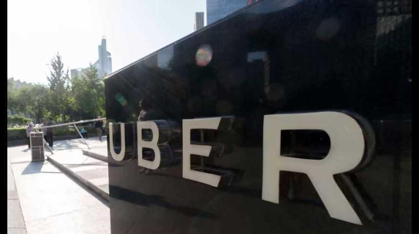 Illustration pour la vidéo Uber confirme viser une entrée en Bourse pour 2019