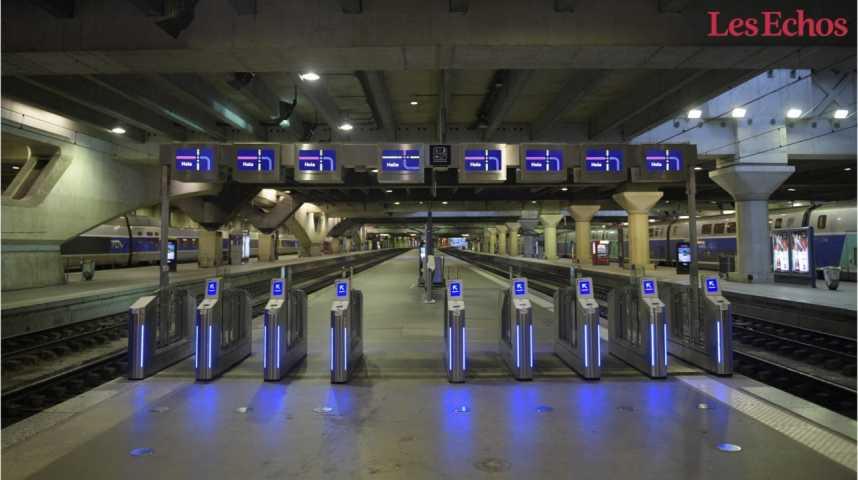 Illustration pour la vidéo Panne à la Gare Montparnasse : que s'est-il passé ?