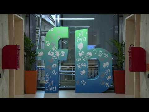 Facebook opens new London hub, creating 800 jobs