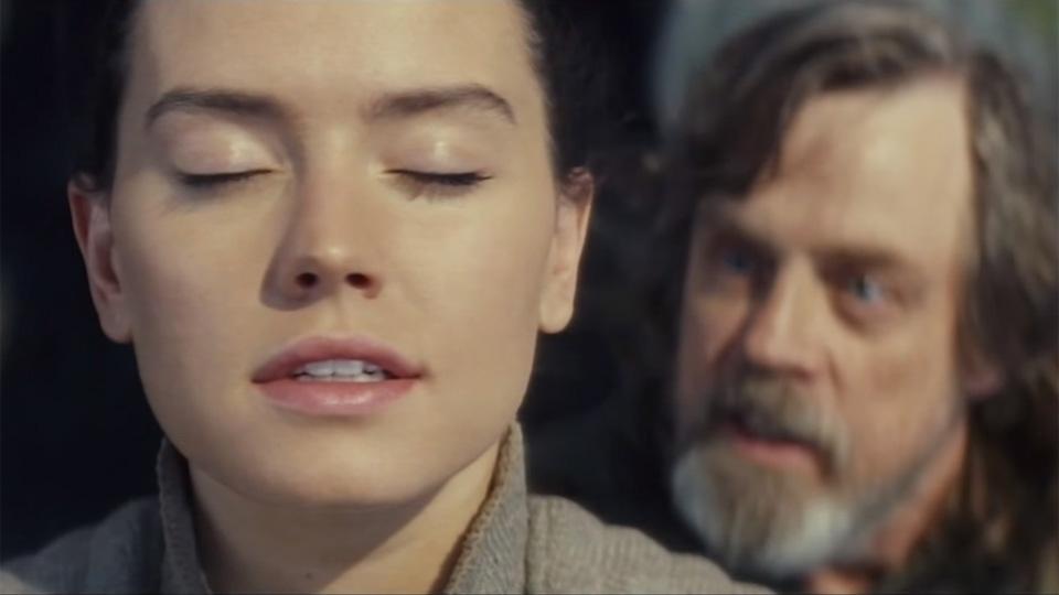 Star Wars - Les Derniers Jedi - teaser 7 - VO - (2017)