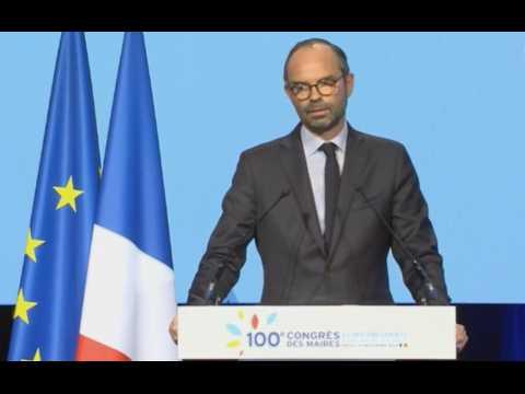 """Edouard Philippe : la taxe d'habitation est un impôt """"imparfait et obsolète"""""""