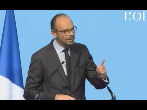 """Edouard Philippe : """"Les contrats aidés ne permettaient pas de sortir du chômage les personnes les moins qualifiées"""""""