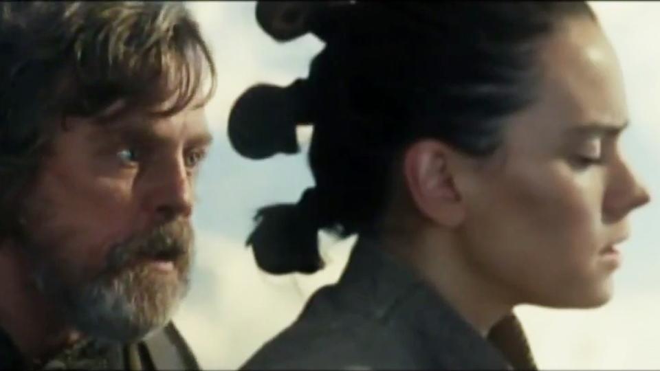 Star Wars - Les Derniers Jedi - teaser 9 - VO - (2017)
