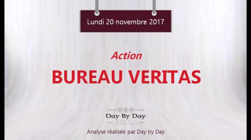 Illustration pour la vidéo Action Bureau Veritas : nouvelle impulsion attendue - Flash Analyse IG 20.11.2017