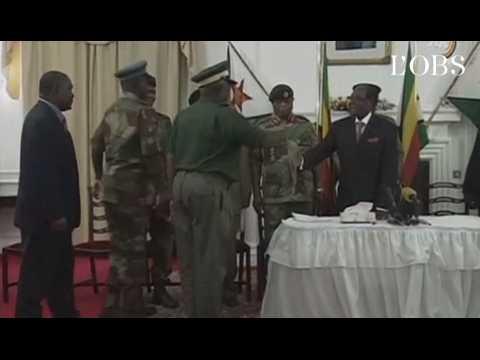 Zimbabwe : la sidérante déclaration de Robert Mugabe