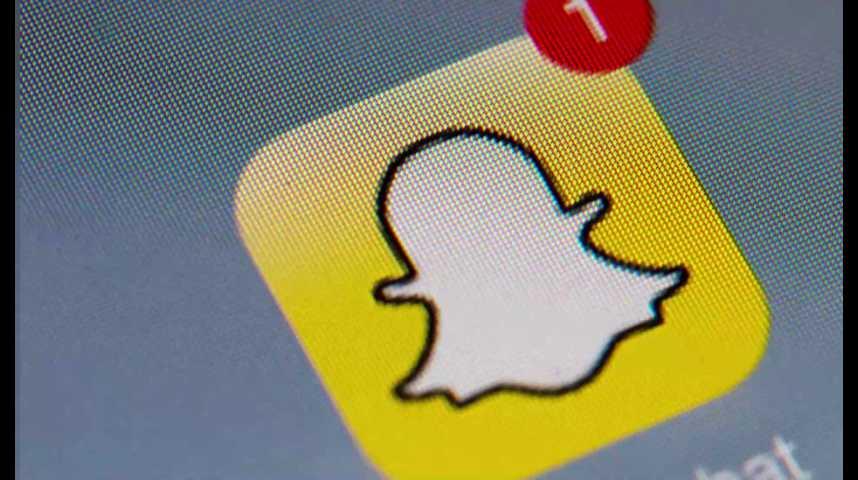 Illustration pour la vidéo Pourquoi Snapchat veut se distinguer de Twitter et Facebook