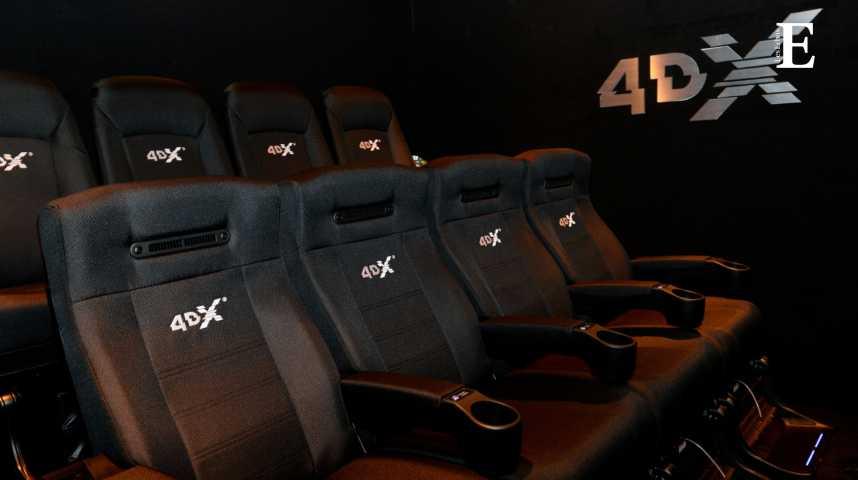 Illustration pour la vidéo La 4DX, un nouvel élan pour les salles de cinéma