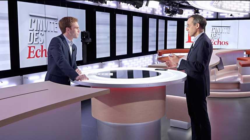 Illustration pour la vidéo Crédit immobilier : « nous ne sentons pas de tensions sur le marché » ( Hervé Hatt, Meilleurtaux.com)