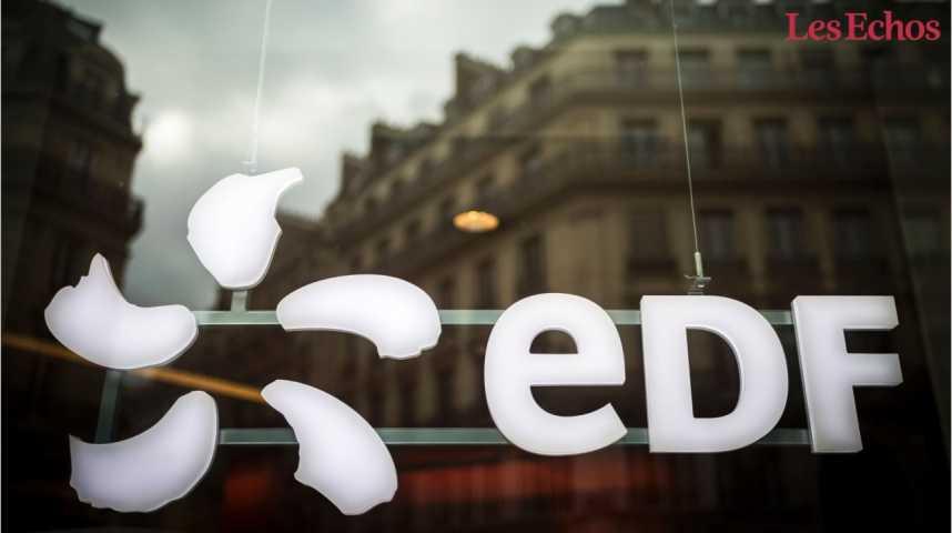 Illustration pour la vidéo EDF perd 100.000 clients par mois