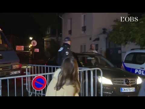Le domicile de Johnny Hallyday bouclé par la police après sa mort