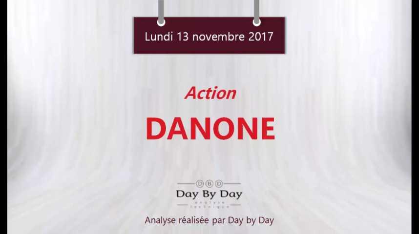 Illustration pour la vidéo Action Danone : nouvelle impulsion attendue - Flash analyse IG 13.11.2017