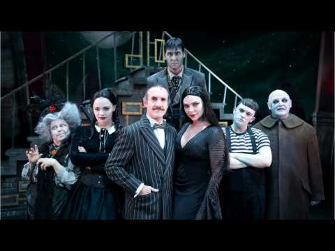 Animated Addams Family Movie To Come In October 2019