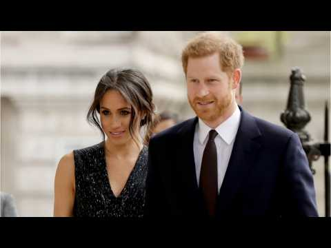 Prince Harry And Meghan Markle Attend Memorial To Honor Murdered Black Teen