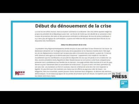 Macron and Trump: Dandruff diplomacy?
