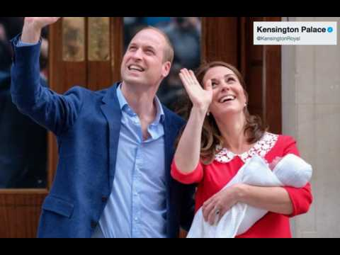 Duchess Catherine used hypnobirthing to deliver third child.