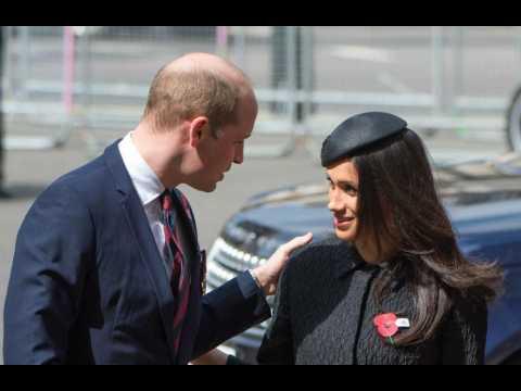 Prince William's newborn son sleeps 'well'