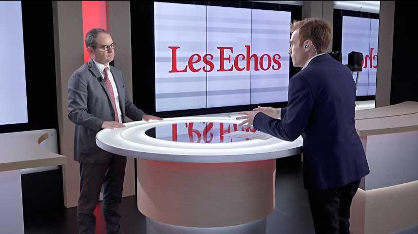 Illustration pour la vidéo Dette de la SNCF : « Une structure de défaisance est une piste parmi d'autres », déclare Patrick Jeantet, PDG de SNCF Réseau