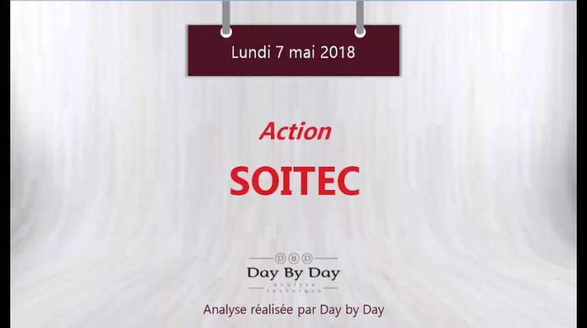Illustration pour la vidéo Action Soitec : vers de nouveaux plus hauts annuels - Flash analyse IG 07.05.2018