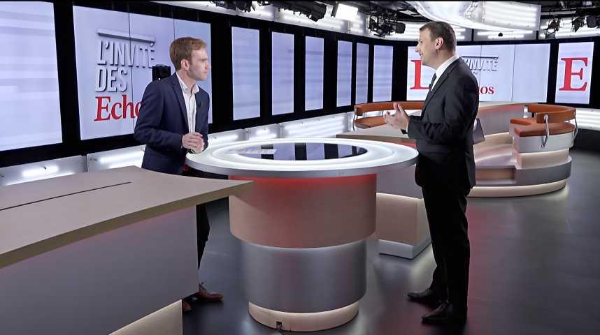Illustration pour la vidéo Accords de branche : « Une TPE ne peut pas vivre comme une entreprise du CAC 40 », estime Jean-Charles Simon, candidat au Medef