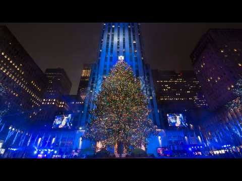 7 Things to Know About the Rockefeller Center Christmas Tree