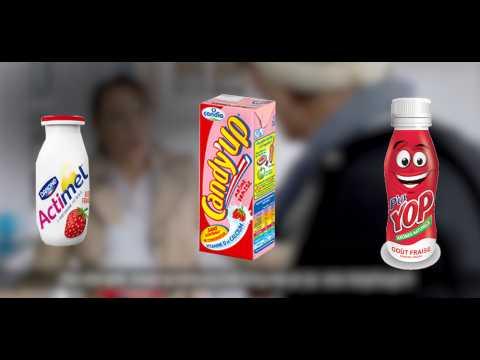 Ce célèbre chef pense que le Yop ou l'Actimel que vous donnez à vos enfants sont aussi nocifs que les sodas