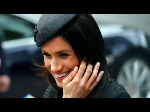 Meghan Markle Will Not Have a Maid of Honor, Palace Confirms