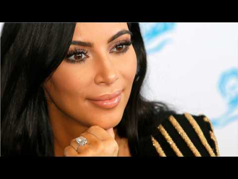 Kim Kardashian Shares Video Of Chicago