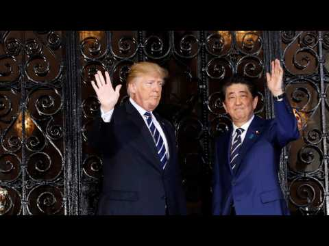 Trump Is Working With Japan And South Korea To Denuclearize North Korea By 2020