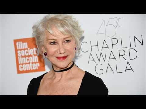 Helen Mirren Won't Be at the Royal Wedding