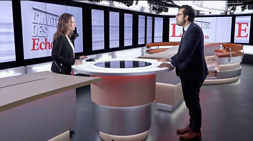 """Illustration pour la vidéo Mounir Mahjoubi évoque le """"marché unique de la donnée"""" en Europe."""