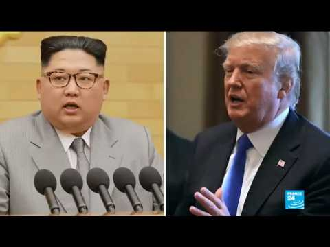 North Korea talks: Donald Trump setting the stage and terms of what could be a historic summit