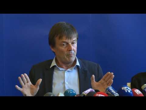 NDDL : Nicolas Hulot règle ses comptes avec les zadistes