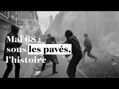 Mai 68 : l'histoire des pavés parisiens, de la Bretagne aux barricades