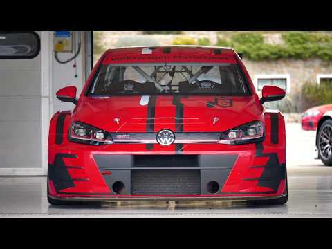 VW Golf GTI TCR Exterior Design - GTI Driving Experience