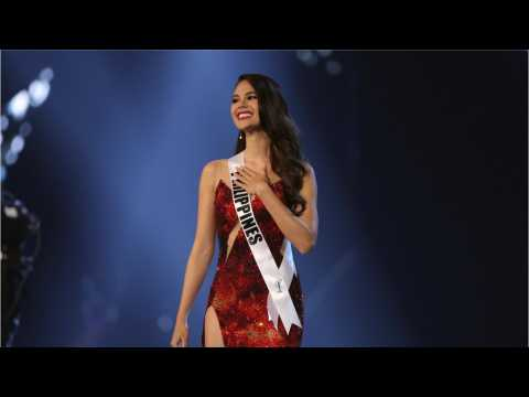 Catriona Gray, Miss Philippines Wins Miss Universe Contest