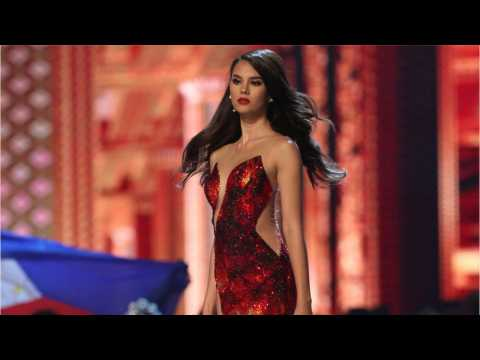 Miss Philippines Wins Miss Universe Title