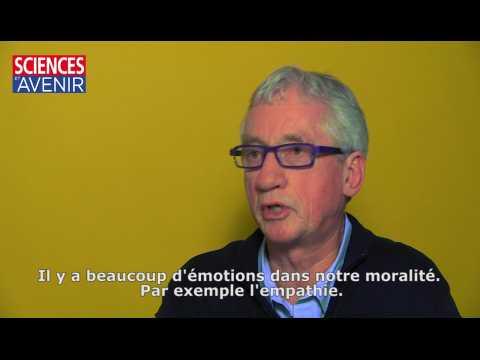 Grands singes et sens de l'équité, entretien avec Frans de Waal