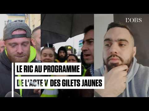 Gilets jaunes : le RIC, référendum d'initiative citoyenne au programme de l'acte V