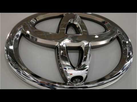Toyota Recalls Nearly 143,000 SUVs And Pickups Worldwide