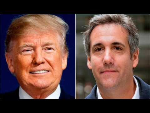 Cohen Claims Trump Knew About Payments Of Hush Money