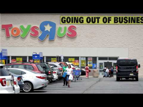 Toy Exec Says Without Toys R Us, Popular Toys Might Be Hard To Come By