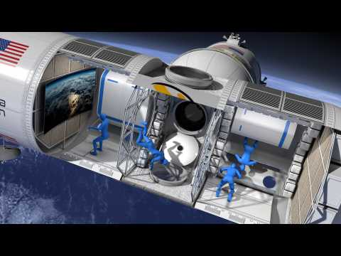 BEST OF COVER 2018: First ever luxury space hotel